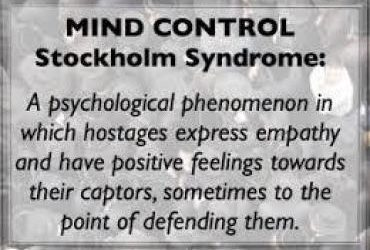 What is Stockholm Syndrome?